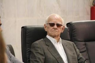 Sr. Alexandre de Araujo faleceu aos 91 anos de idade