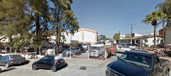 Ladrões invadiram CEASA de Pouso Alegre
