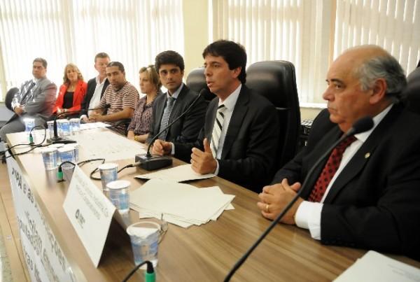 audiência pública para debate feiras itinerantes