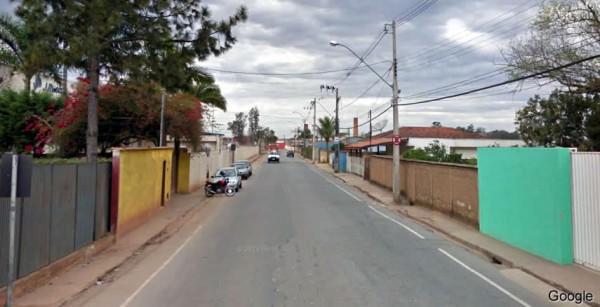 Av. Antônio Scodeller - Imagem: Reprodução Google Street View