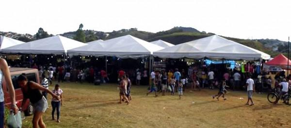 Feira itinerante tem acontecido em todo o Sul de Minas