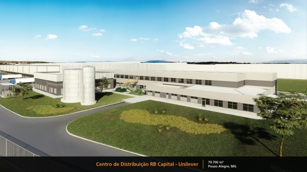 Centro de distribuição Unilever