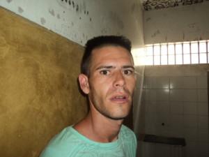 Ezequiel Moreira Lucas é fugitivo do presídio de Jundiaí. Foto: Airton Chips