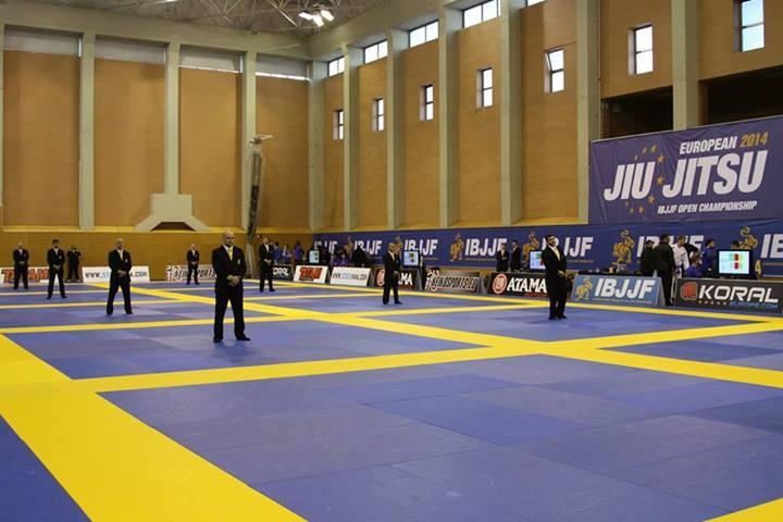 Torneio foi disputado em Lisboa.  Foto: Wellington Ferreira Serafim Gomes / Divulgação