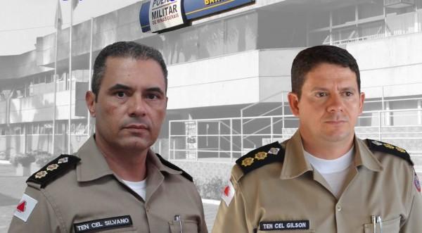 Tenente Coronel PM Silvano Pereira da Silva