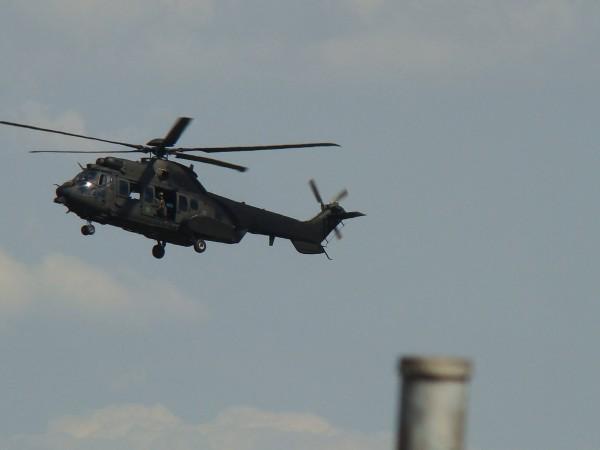 Batalhão de aviação realiza operação em PA. Foto: Fernando Lima