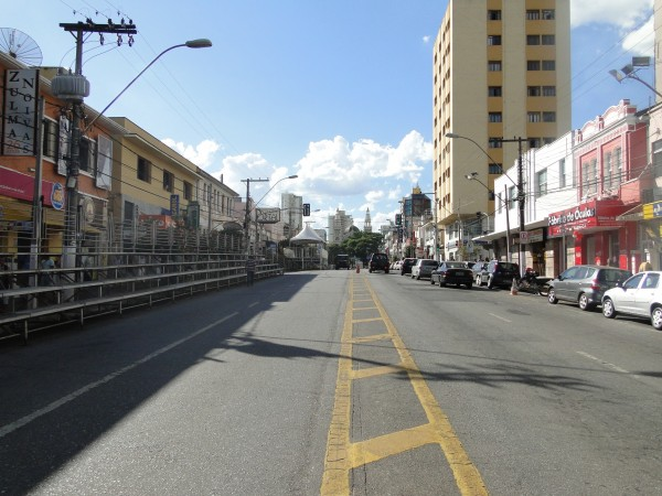 Estrutura esta pronta para o Carnaval. Foto: Divulgação Prefeitura de Pouso Alegre