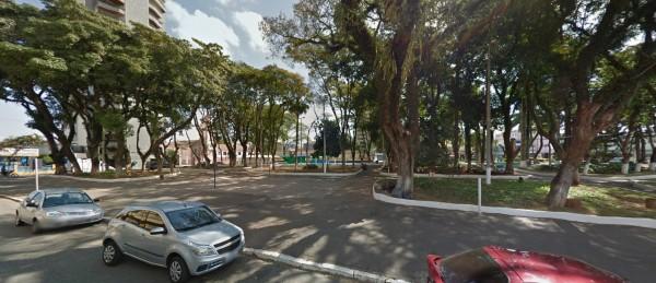 Traficante foi preso na Praçã João Pinheiro