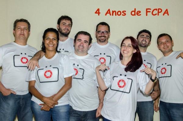 Integrantes do Foto Clube de Pouso Alegre. Foto: Reprodução Facebook