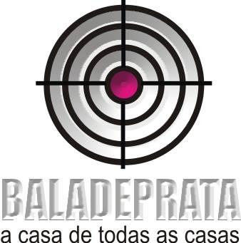 Logo da 'Bala de Prata'. Casa se intitula a casa de todas as casas. Imagem: Facebook.