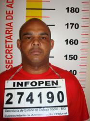 Adriano da Silva Oliveira estava foragido. Foto: Blog do Airton Chips
