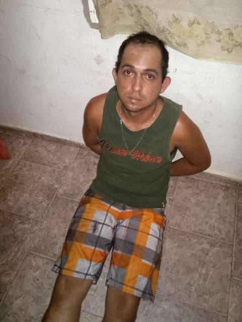 Marcelo Melo é suspeito de articular os assaltos