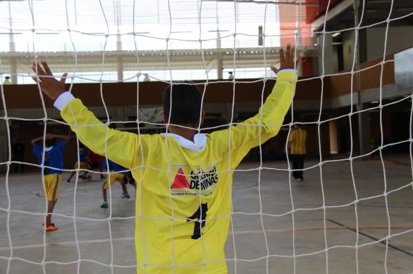 O ICMS Esportivo foi criado para fomentar a organização da política esportiva dos municípios. Foto: Aline Pereira/Setes MG