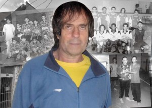 "Aos 57 anos, ""Bandolim"" morreu vítima de infarto. Foto: Esporte Pouso Alegre / Carlos Manoel"