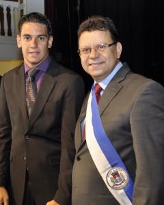 Empossado em janeiro de 2013, Raphael deixa secretária para participar das eleições