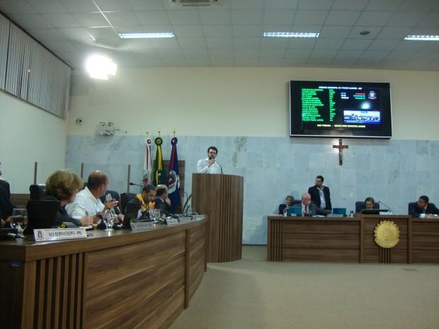 Secretário se explicou, mas comissão processante será mantida. Foto: Daniela Ayres