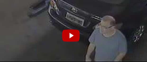 Homem fingiu ser o dono do veículo e enganou frentista de um posto de combustível de Pouso Alegre.