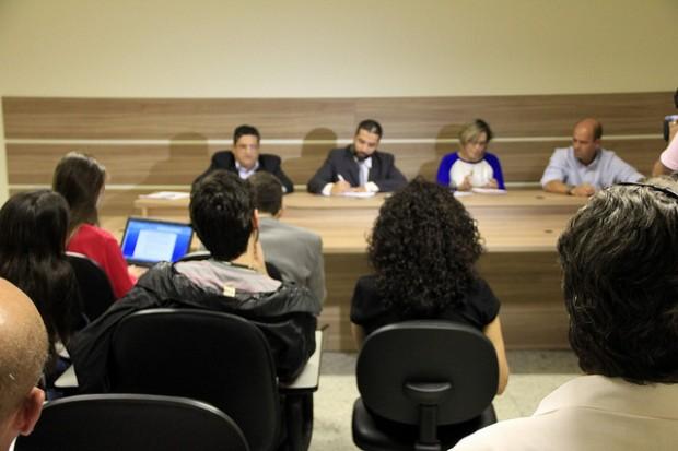 Reunião da CPI acontece de portas abertas. Foto: Divulgação Câmara