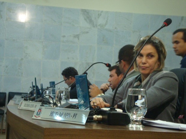 Dulcinéia Costa (PV) não terá mais que responder por quebra de decoro parlamentar. Foto: Daniela Ayres