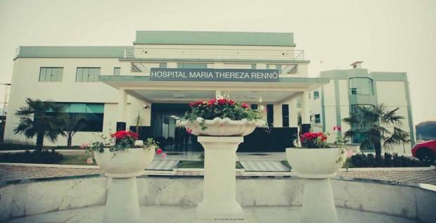 1 ano após sua inauguração, Hospital Maria Thereza Rennó suspende as atividades