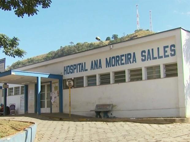Hospital de Cambuí deve abrir sindicância para apurar caso (Foto: Reprodução EPTV)