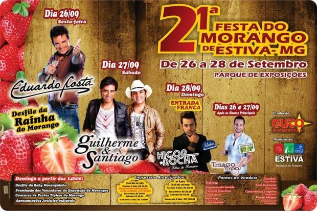 21ª Festa do Morango