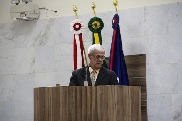 Célio Xaxa ocupará cadeira de do Vereador <a class='post_tag' href='http://pousoalegre.net/topicos/ayrton-zorzi/' >Ayrton Zorzi</a> por 90 dias