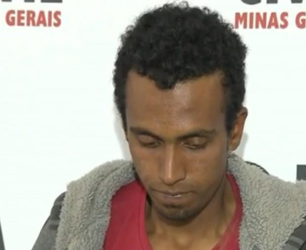 Para a Polícia, Alisson Fernando de Souza, de 23 anos, é o único culpado pela morte do menino.