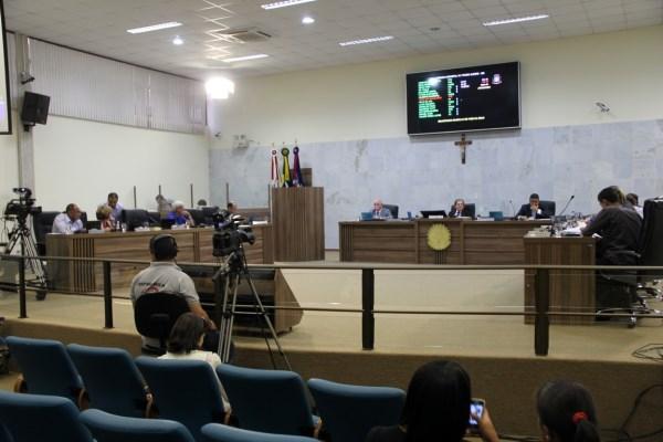 Sessão da Câmara não teve  uso da tribuna.