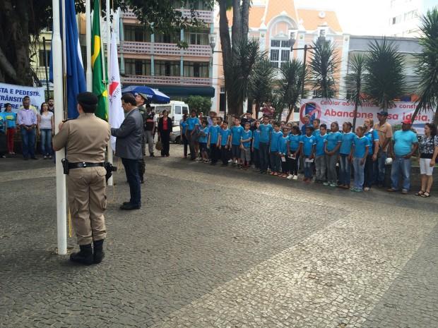 A Secretaria Municipal de Transporte e Trânsito (SMTT) organizou uma série de eventos para educação e conscientização no trânsito entre os dias 18 e 25 de setembro. A mobilização envolve escolas, órgãos públicos e representantes da sociedade civil.