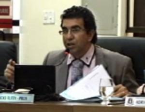 Tutty cumpriu promessa e votou contra projeto. Imagem: Reprodução TV Câmara