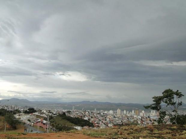 Chuva deve voltar nos próximos dias. Foto; Fernando Lima