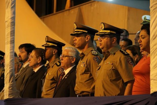Na quinta-feira, 20 de novembro, foi realizada solenidade cívico militar em comemoração aos cinco anos da 17ª Região de Polícia ...