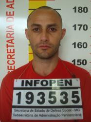 Flávio Gomes Dias é acusado de matar a ex-companheira. Foto: Blog do Airton Chips