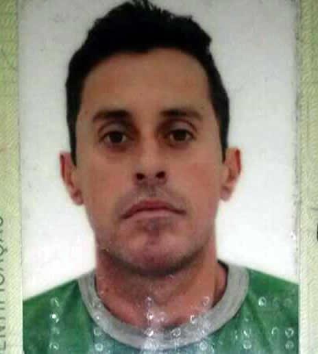Alexsandro Ferreira Chaves, de 41 anos, teria sido morto a pedradas. Imagem: Reprodução minasacontece.com