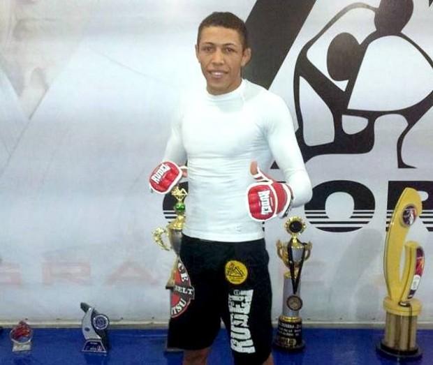 Diego Chagas, de 24 anos, era professor de artes marciais.