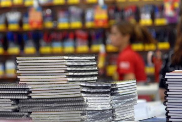Em janeiro, começa busca por menor preço dos itens pedidos nas listas de material escolarArquivo/Agência Brasil