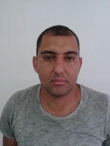 Agnaldo da Silva foi solto por falta de sentença. Foto: Blog do Airton Chips
