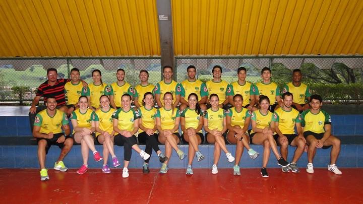 Treino da Seleção Brasileira de Karatê e 13ª Copa Brasil de Karatê reúnem milhares de atletas na cidade