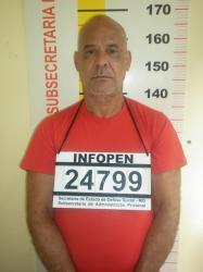 Adilson Ribeiro foi preso aplicando golpe em agência bancária