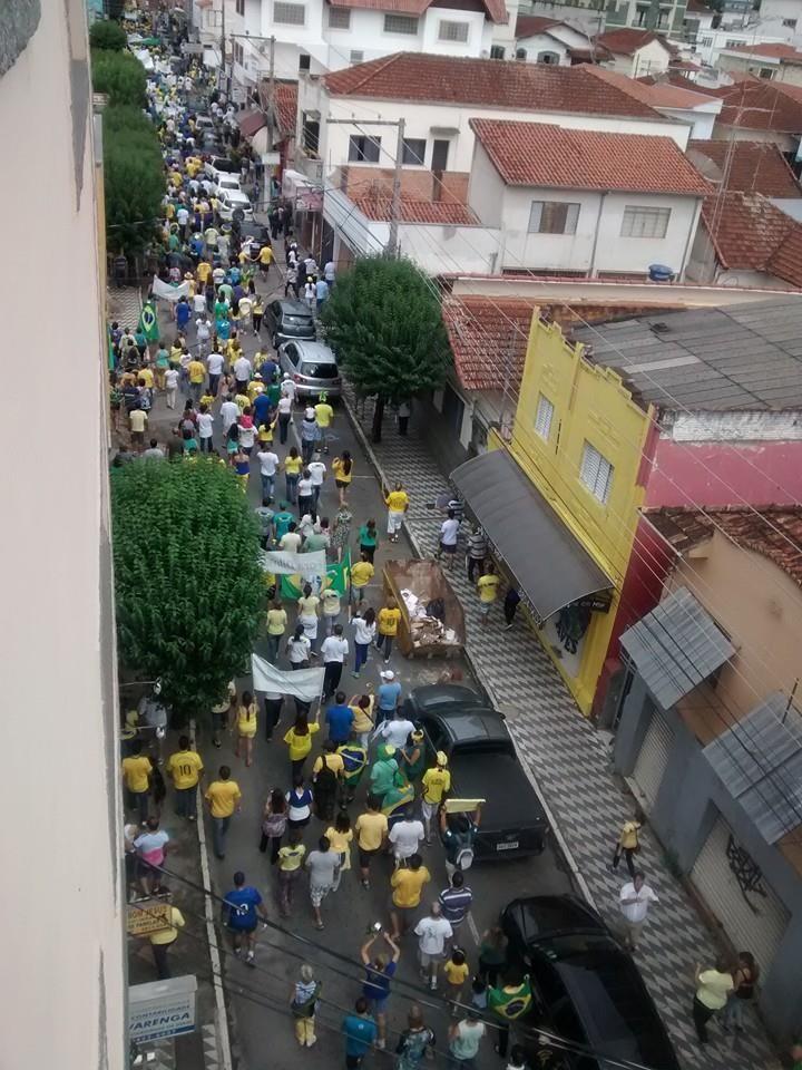 Rua Bom Jesus. Foto: Eliana Castro Alvarenga