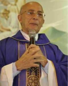 Monsenhor Vicente Pereira Gomes, Vigário Paroquial da Catedral de Pouso Alegre