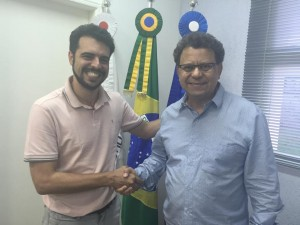 Nesta quarta-feira, prefeito já anunciou a primeira mudança: O até então secretário de saúde, Dr. Luís Augusto, assumira Superintendência Regional de Saúde