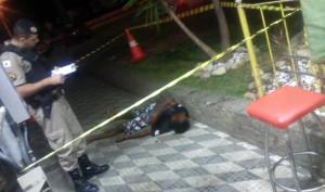 Homem morreu ao chegar no terminal rodoviário.