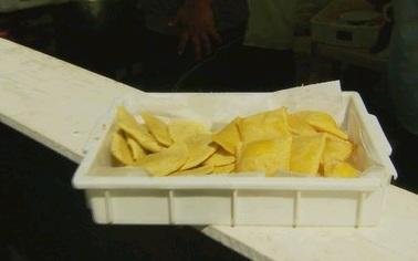 Barraquinhas de pastel de milho também foram fiscalizadas