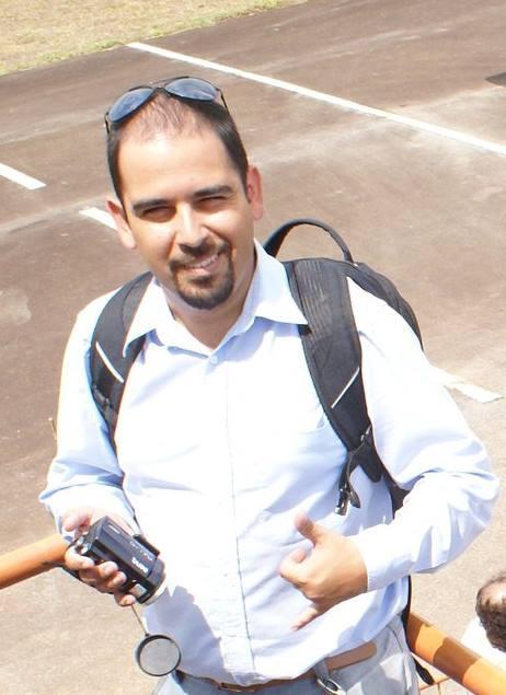 Fernando Lima passa a escrever reportagens para o pousoalegre.net. Foto: Arquivo Pessoal