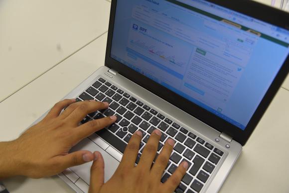 Site da Receita Federal Marcello Casal Jr. / Agência Brasil