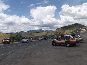 Feriado terá policiamento reforçado nas estradas e também na prevenção ambiental.