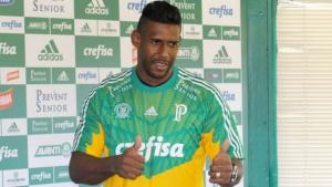 Goleiro reserva do Verdão substitui Fernando Prass que foi suspenso com terceiro cartão amarelo na competição.