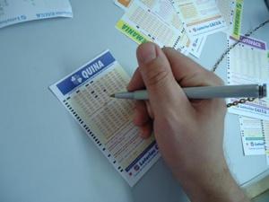 Jogador acertou sozinho as cinco dezenas da Quina. Os números sorteados foram: 36 52 58 67 76.